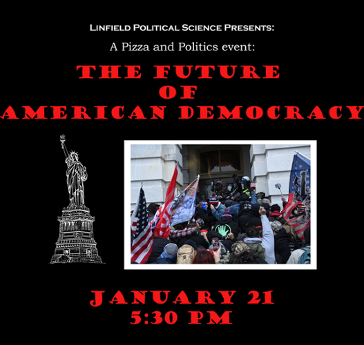 Pubs & Profs event: The future of our American democracy