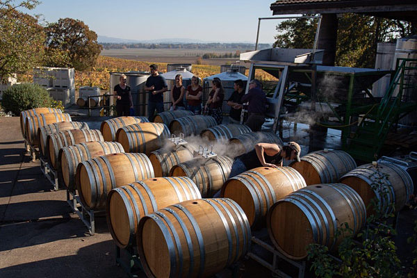 Linfield Winemaking Seminar